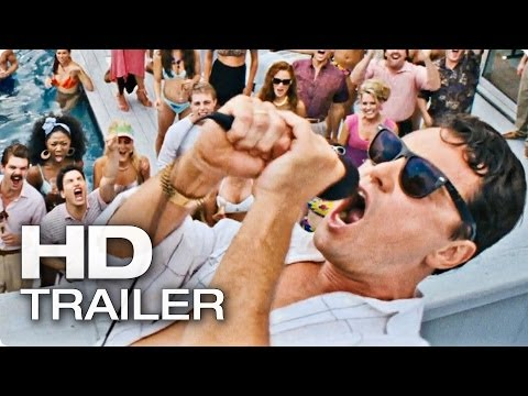 THE WOLF OF WALL STREET Trailer 2 Deutsch German | 2014 Official DiCaprio [HD]