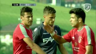 الهدف الأول يوسف المساكني | الدحيل 2 - 3  بولونيا الإيطالي | مباراة ودية