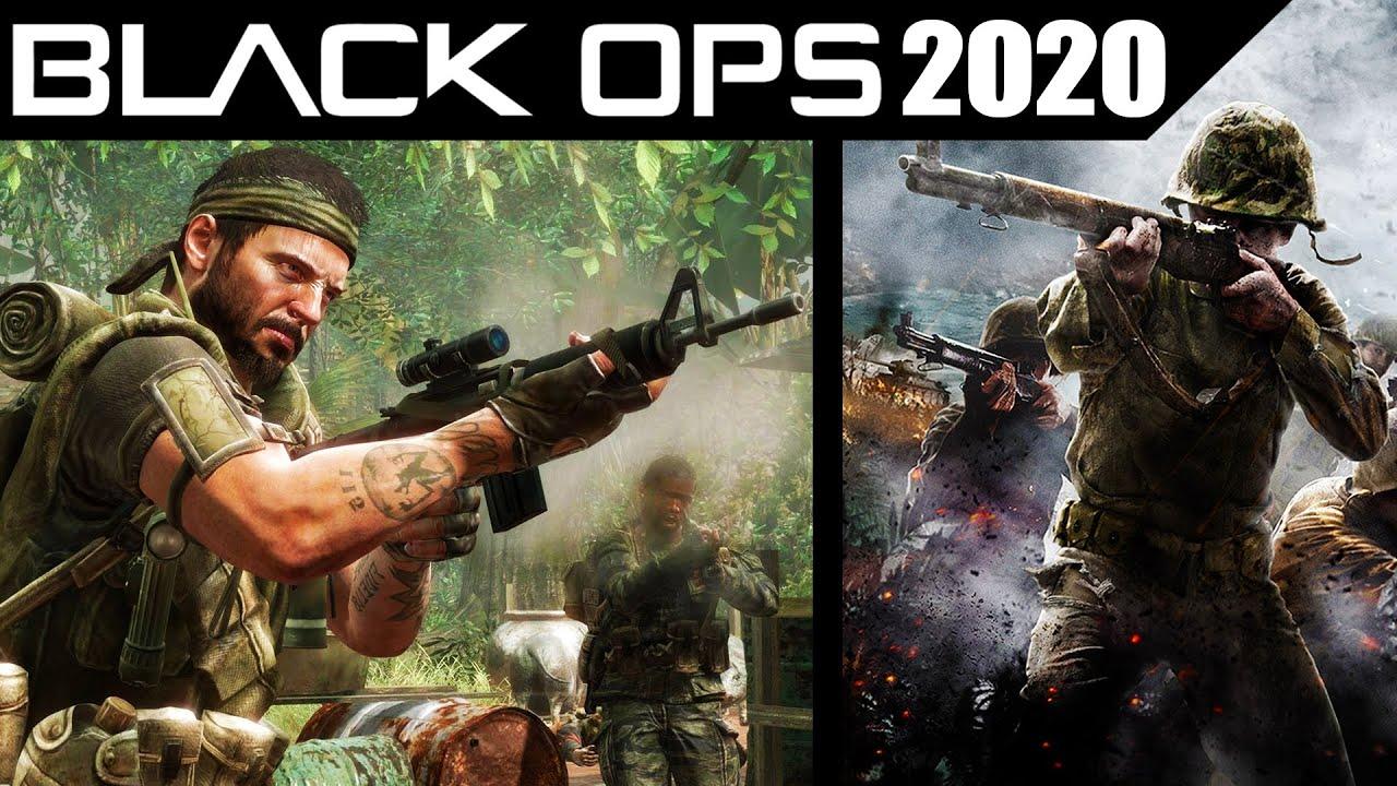 Call of Duty 2020 Black Ops -Treyarch Hints at Vietnam ...