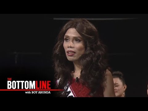 The Bottomline: Marigona answers a question about transgenders joining Miss Universe