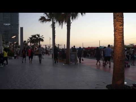 JBR Beach Walk