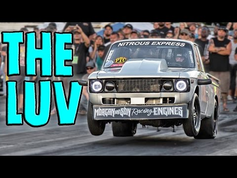 THE LUV – Nitrous Powered Mini-Truck!