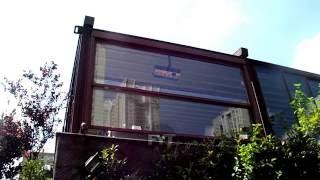 Fyt Muhendislik Duowin Plus Motorlu Otomatik Giyotin Pencere Ustte Toplan R Sistem
