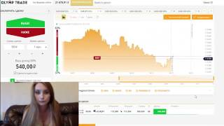 Заработок В Интернете   Девушка Аня Рассказывает Как Заработать В Интернете  Бинарные Опционы