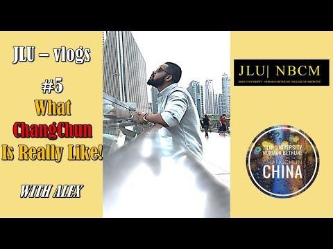 Jilin University Medical School - vlogs (#5 What ChangChun is Really Like)