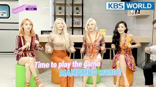 K-Rush season3's FIRST EPISODE ▶GUEST : MAMAMOO!!!  [KBS World Idol Show K-RUSH3 / ENG / 2018.03.16]