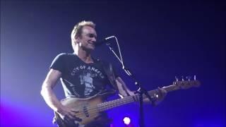 Sting - I Hung My Head - Nashville TN - 02/28/2017