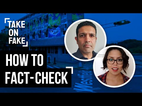 How to Fact-Check Like a Journalist with First Draft's Laura Garcia