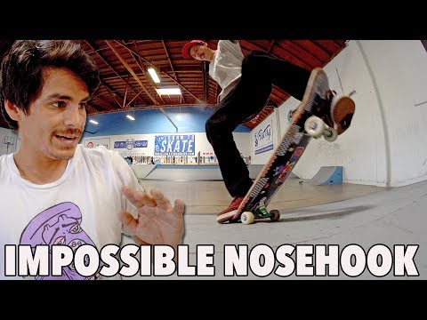 IMPOSSIBLE TRICKS OF RODNEY MULLEN FEAT CARLOS LASTRA