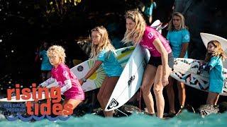 Maui - Rising Tides: WSL Girl's Program