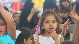 قناة اطفال ومواهب الفضائية مهرجان صيف الردف بالطائف عيد الاضحى  39  اليوم  1