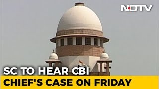 Supreme Court Handed Probe Report On Exiled CBI Chief, With An Apology