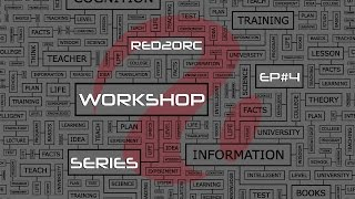 Red20RC Workshop Series - S01E04 - CNC plate prep