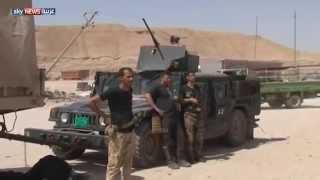 الجيش العراقي ينشر دبابات حول الرمادي