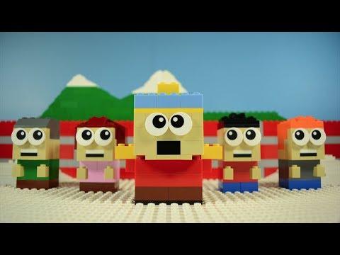 LEGO South Park: Kyle's Mom