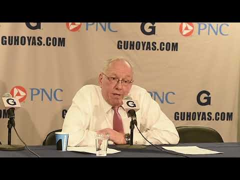Download Youtube: Jim Boeheim postgame news conference after Syracuse basketball vs Georgetown (2017)
