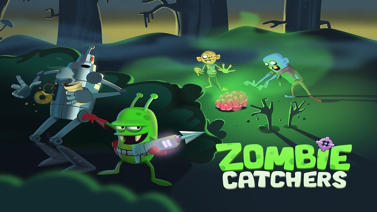 Zombie Catchers - iPad/iPad 2/iPad Mini/iPad Air - HD ...