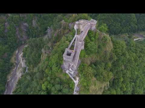 Dracula Castle Poenari