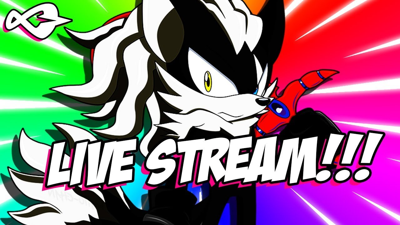 FALL GUYS Live Stream Ft. Shadow, Knuckles & Fleetway