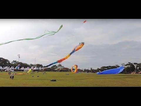 Festival LAYANG-LAYANG SEDUNIA Pasir Gudang 2017, Bukit Layang-Layang, Pasir Gudang, Johor, Malaysia