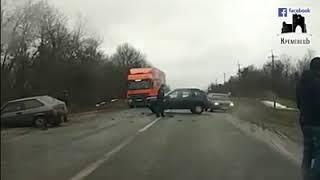 ДТП поблизу села Фещуки