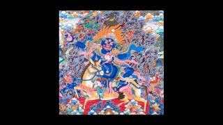 Puja del kangsor di Palden Lhamo (tibetano) – 19 maggio 2018