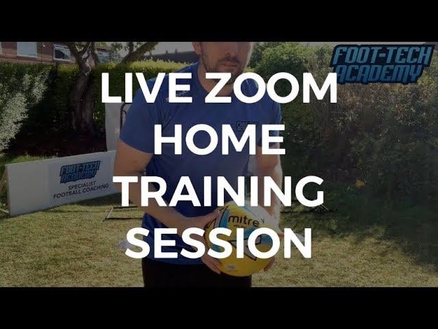Live Zoom Session
