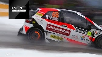 WRC - Rally Sweden 2019: Marcus Grönholm / Timo Rautiainen