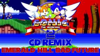Emerald Hill Zone (Bad Future Remix) - Sonic 2 CD Remix Music
