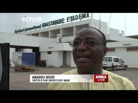 Togo Ebola Airport Screening