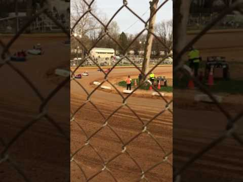 Shellhammers speedway 4/15/17