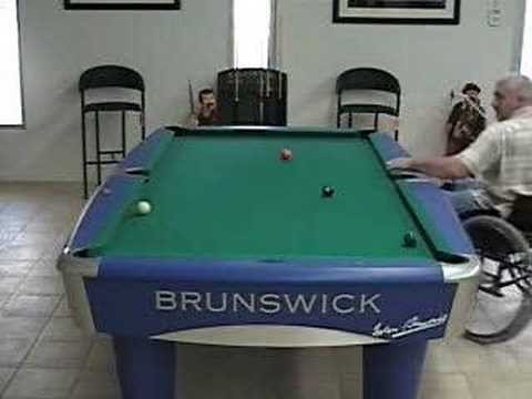 Wheelchair Billiards Quest Info YouTube - Quest pool table