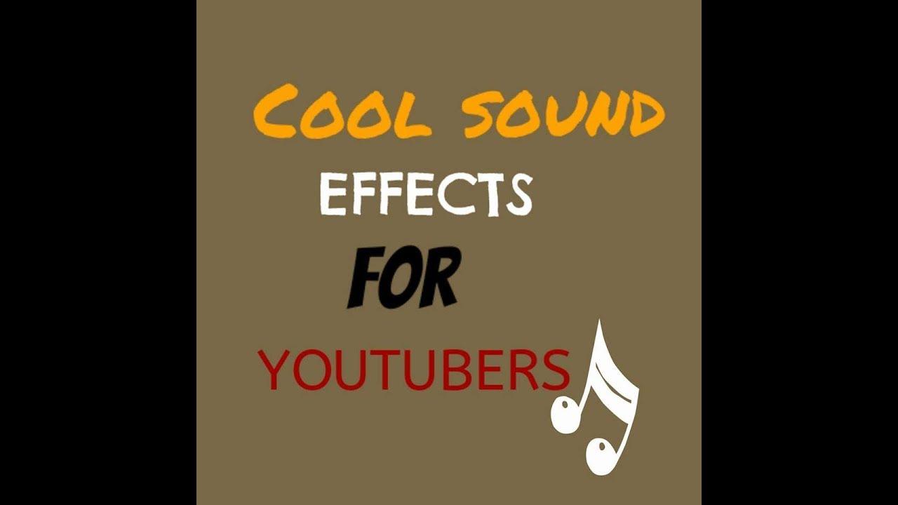 Cool Sound Effects : cool sound effects used by youtubers youtube ~ Vivirlamusica.com Haus und Dekorationen