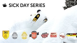 Line Sick Day Series Skis - LIGHTER, QUICKER, FUNNER ALL TERRAIN SKIS!
