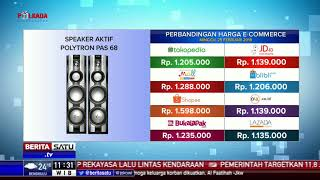 Video Perbandingan Harga E-Commerce: Polytron PAS 68 download MP3, 3GP, MP4, WEBM, AVI, FLV April 2018