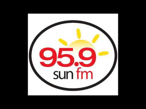 Launch of 95.9 SUNFM Miramichi, New Brunswick May 6th 2013