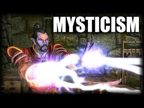 Skyrim - Where Did Mysticism Go? - Elder Scrolls Lore