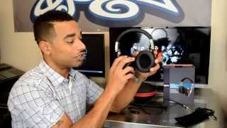 lyxpro has 20 professional over the ear headphones review video
