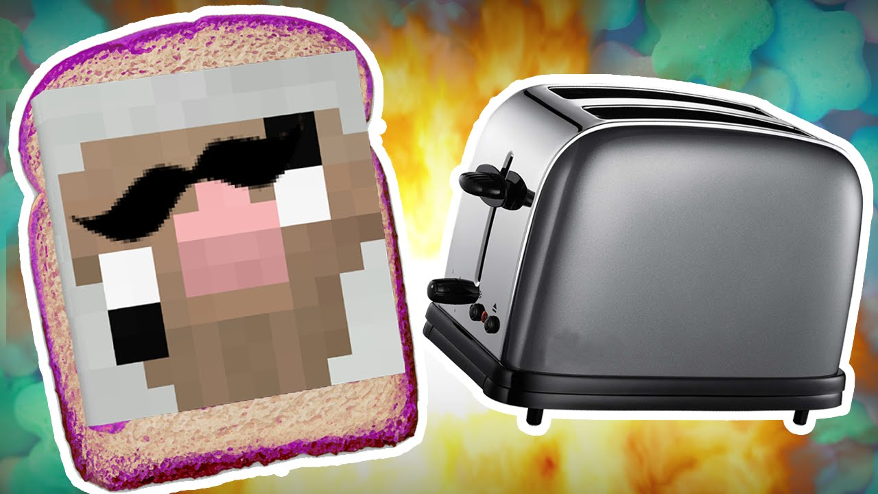 EPIC TOASTER FAILS