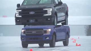 STV 2018 -  Ice Driving, Ford and Yokohama Tires Full Feature