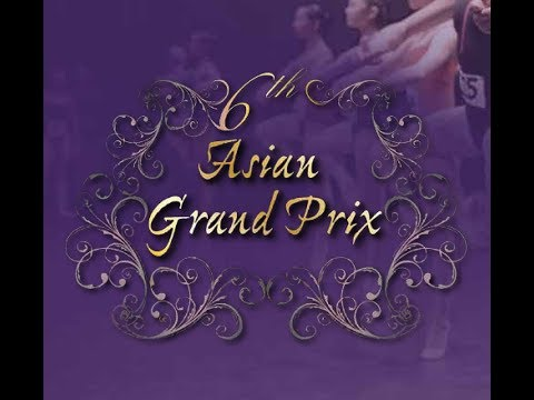 Asian Grand Prix - August 13, 2017 Art2art Hong Kong Episode