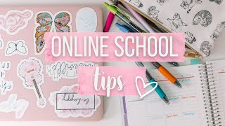 Baixar Online School Tips to Stay Productive - Back to School 2020