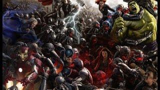 Мстители 2: Эра Альтрона/Avengers 2: Age of Ultron русский трейлер #1 (2015) HD