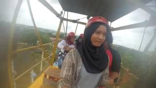 """Gambar cover OUTBOND """"Flying Fox"""""""