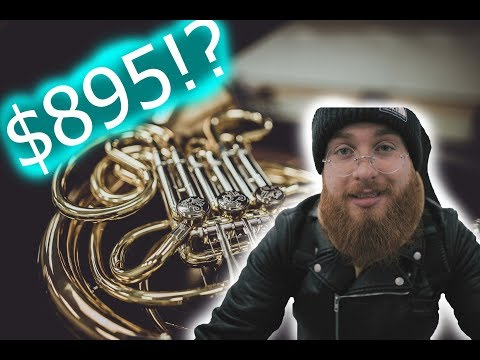 📯The BEST French Horn for Students... $895!!!!
