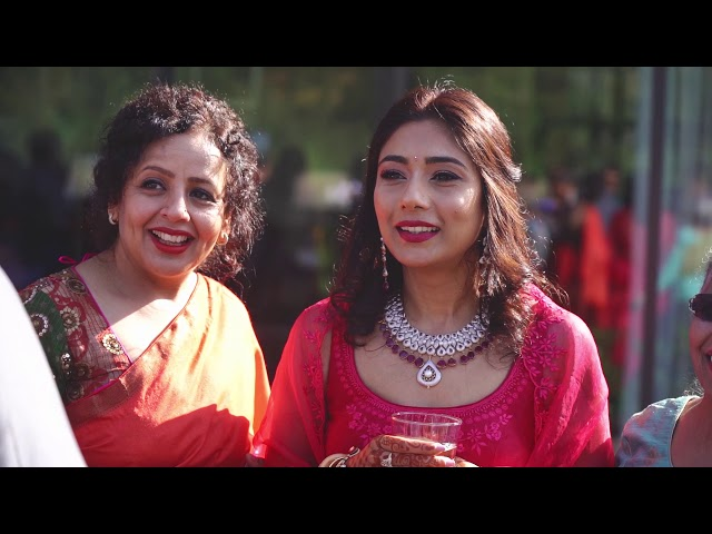 KIRTI & RAHUL || WEDDING CINEMATIC VIDEO Part 1 || WEDDINGS 2020