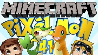 Minecraft Pixelmon (Pokemon Mod) #41 - Riddle Me This!
