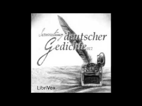 Sammlung deutscher Gedichte 012 | Hörbuch Deutsch