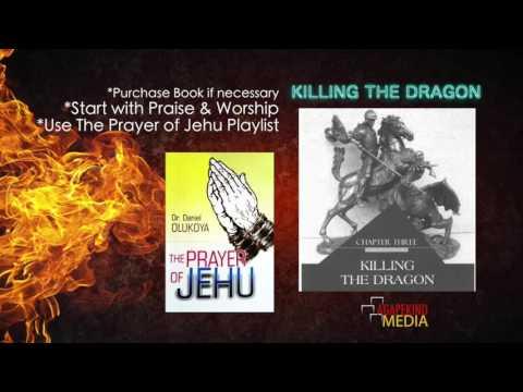The Jehu Prayers | Killing The Dragon