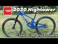 2020 Santa Cruz Hightower   Test Ride and Review   Ultimate Dad?s Bike!